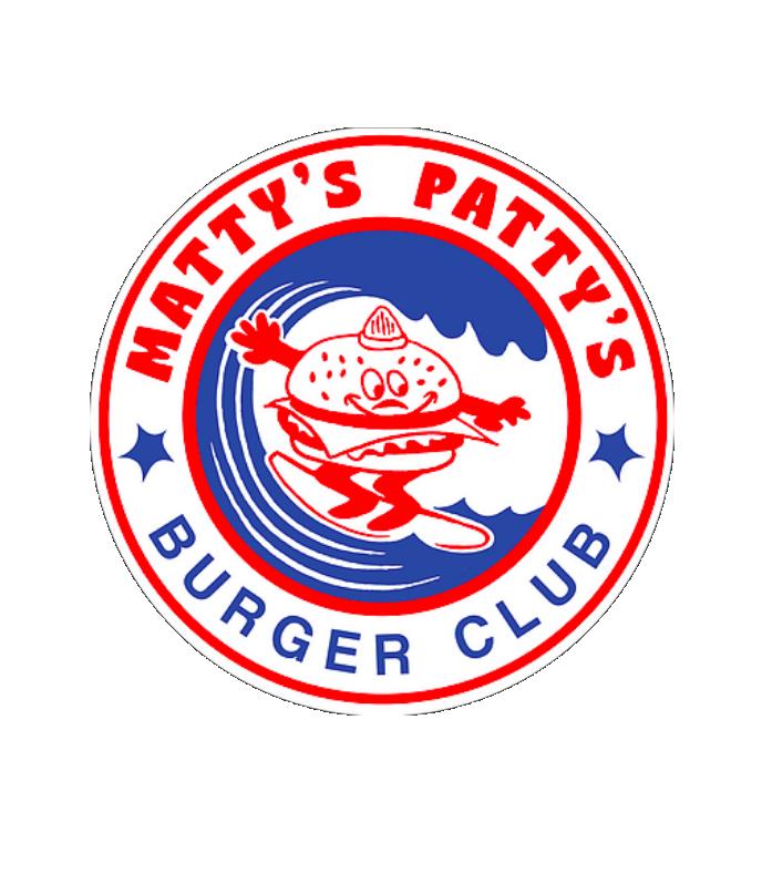 Matty's Pattys' Logo